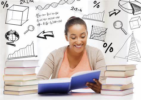 Judith Carrilo-Consejos para la confianza en uno mismo-Mujer estudiando